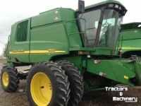 Combine John Deere 9550 4WD WALKER LEVEL LAND COMBINE USA
