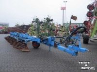 Ploughs Lemken Diamant 12V Semi Mounted Plough