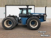 Tractors Ford 876 4WD ARTICULATED POWERSHIFT PTO TRACTOR ONTARIO