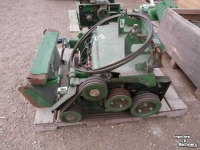 Forage-harvester John Deere KERNEL CRACKER PROCESSOR 7350 ONTARIO