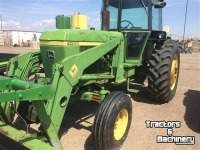 Tractors John Deere 4030 2WD LOADER TRACTOR CO USA