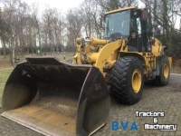 Wheelloader Caterpillar 950H Wheel Loader Wiellader Radlader Shovel