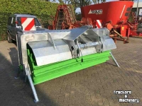 Green Manure Roller / Crimper Zocon greencutter