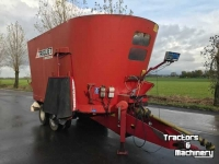 Vertical feed mixer Trioliet Solo Mix 2800