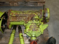Used parts for forage harvesters Claas Aandrijfbak 4wd -sold--