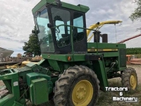 Forage-harvester John Deere 5460 4WD SPFH FORAGE HARVESTER FOR SALE ONTARIO