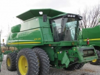 Combine John Deere 9770 STS 2WD COMBINES FOR SALE USA