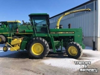 Forage-harvester John Deere 5720 4WD SPFH FORAGE HARVESTER FOR SALE ONTARIO
