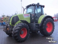 Tractors Claas Axion 810 CMatic Tractor Schlepper