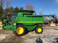 Combine John Deere 9650 4WD CORN GRAIN HYDRO CM COMBINES FOR SALE CANADA