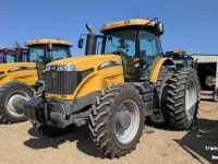 Tractors Challenger MT675D MFWD CVT TRACTOR WI USA