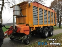 Self-loading wagon Veenhuis Combi 2000 Ladewagen Self Loading Silage Wagon