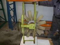 Used parts for forage harvesters Claas Axial-flow fan + Angel drive