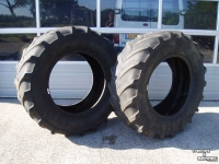 Wheels, Tyres, Rims & Dual spacers Michelin 480/65R28