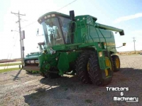 Combine John Deere 9650 2WD COMBINE FOR SALE MN USA