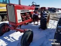 Tractors International 806 FARMALL 2WD TRACTOR FOR SALE MN USA