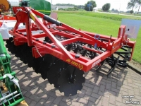 Disc harrow Evers JE-300 Schijveneg Schijfeg Disc