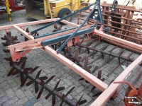 Disc harrow Nokka NLA300S