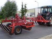 Seedbed combination Evers vaste tand