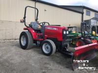 Tractors Massey Ferguson 1532 4WD OPEN STATION HYDRO TRACTOR ONTARIO