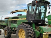 Forage-harvester John Deere 6750 4WD SP FORAGE HARVESTER WI USA