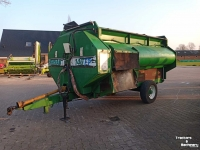 Horizontal feed mixer Keenan 140 FO
