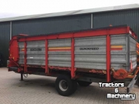 Forage feedwagon / Forage dosage wagon Schouten Quickfeed VDW 210V Feed Wagon