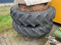 Wheels, Tyres, Rims & Dual spacers Vredestein 13,6R38
