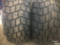 Wheels, Tyres, Rims & Dual spacers Michelin 24r0.5