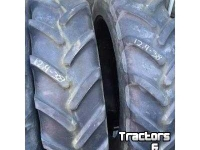 Wheels, Tyres, Rims & Dual spacers Michelin 12.4R38 XM25 10-15mm