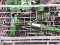 Used parts for tractors John Deere 6100 6110 6200 6210 6300 6310 6400 6410 onderdelen