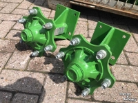 Diverse new spare-parts Krone As stompen