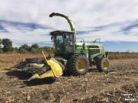 Forage-harvester John Deere 7750 4WD SPFH + 678 ROTARY HEAD CO USA