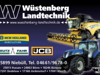 Front-hitch & Pto Zuidberg Front Zapfwelle Pto NH T7 Power Command Fronthydraulik & Zapfwelle