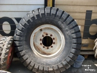 Wheels, Tyres, Rims & Dual spacers Michelin 14.00 R 24 XK  Type A
