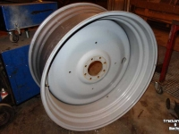 Wheels, Tyres, Rims & Dual spacers  DW18x38 Vaste velg