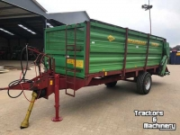 Forage feedwagon / Forage dosage wagon Strautmann FVH 120H