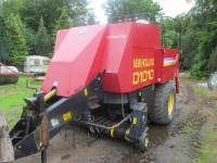 Balers New Holland D1010