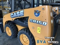 Skidsteer Case SR150 Skid Steer Wheel Loader