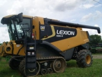 Combine Claas Cat Lexion 595R Used