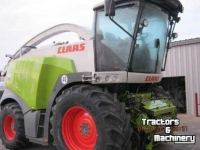 Forage-harvester Claas 980 JAGUAR 4WD SPFH CHOPPER MN USA