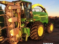 Forage-harvester John Deere 7800 2WD SP FORAGE HARVESTER + KRONE EASY COLLECT 6000 CO USA
