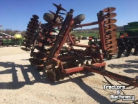 Disc harrow Case 23FT 3 SECTION TANDEM DISC ONTARIO