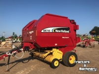 Balers New Holland BR740A SILAGE NET WRAP BALER ONTARIO