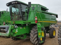 Combine John Deere 9570 STS 2WD CM COMBINE FOR EXPORT USA