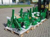 Diverse new spare-parts Zuidberg Fronthef John Deere 6020 t/m 6430