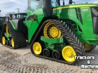 Tractors John Deere 9570RX 4WD ARTICULATED TRACKED TRACTORS IL USA