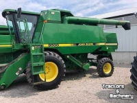 Combine John Deere 9500 2WD 3 SPEED LEVEL LAND COMBINES ONTARIO