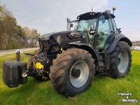 Tractors Deutz 7.250 TTV  Warrior