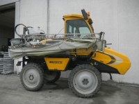 Fieldsprayer self-propelled Mazzotti IBIS 2000 P Luchtondersteuning